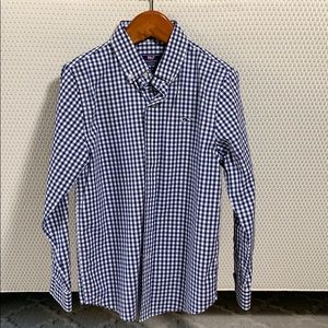 Vineyard Vines boys long sleeved button down